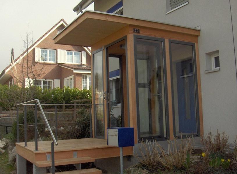 2076 anbau wf und wintergarten therwil. Black Bedroom Furniture Sets. Home Design Ideas